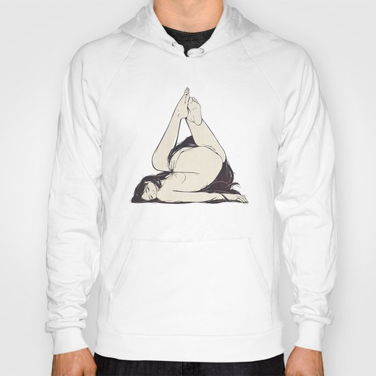 My Simple Figures: The Triangle Hoody