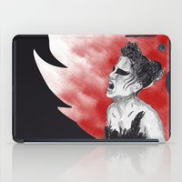 Black Swan III iPad Case
