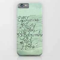 iPhone & iPod Case featuring Breadcrumbs by David Stanfield