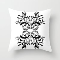 Pattern 5 Throw Pillow