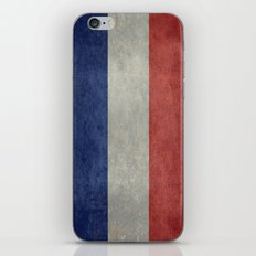 The National Flag of France iPhone & iPod Skin
