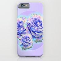 cyber_flowerz iPhone 6 Slim Case