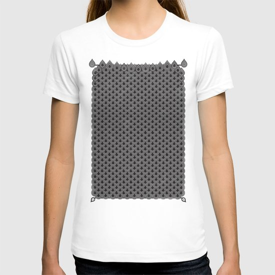 眞銀용갑옷 - Mithril DRAGON SCALES ARMOR CAPE T-shirt