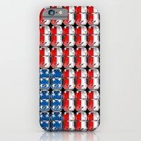 iPhone & iPod Case featuring VW Stars & Stripes by Andrew Mark Hunter