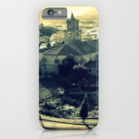 iPhone & iPod Case featuring Panorama of Arnedillo by Amdis Rain