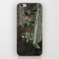 Queueing iPhone & iPod Skin
