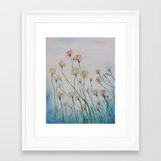 Soft Breeze, 2 Framed Art Print