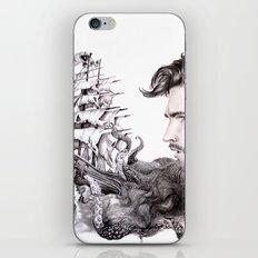 Sailor's Beard iPhone & iPod Skin