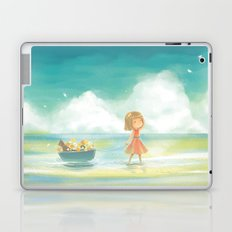 Afloat Laptop & iPad Skin