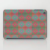 Colonial Rug Pattern iPad Case
