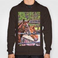 Horses And Gate Hoody