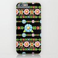 Millefiori Boho Chic Stripe iPhone 6 Slim Case