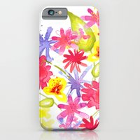 Fresh Flowers iPhone 6 Slim Case