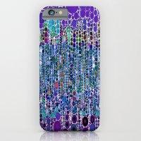 :: Purple Rain :: iPhone 6 Slim Case
