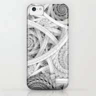 GET LOST - Black And Whi… iPhone 5c Slim Case