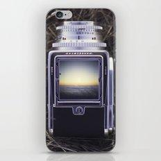 Looking Down iPhone & iPod Skin