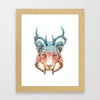 Cheedeera Framed Art Print