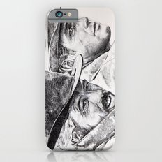 butch cassidy and the sundance kid iPhone 6s Slim Case