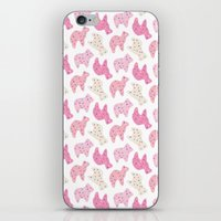 Animal Cookies - in Multi iPhone & iPod Skin