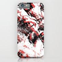MTHSN_RED_ID iPhone 6 Slim Case