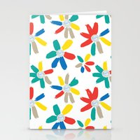 Floral Jewels Stationery Cards
