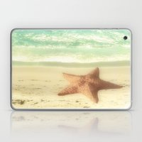 VINTAGE STARFISH Laptop & iPad Skin