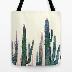 cactus water color cut Tote Bag