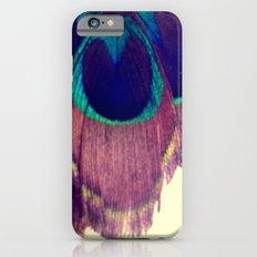 Peacocking iPhone 6 Slim Case