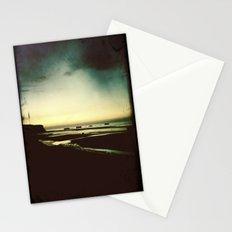 Sun Shadow Stationery Cards
