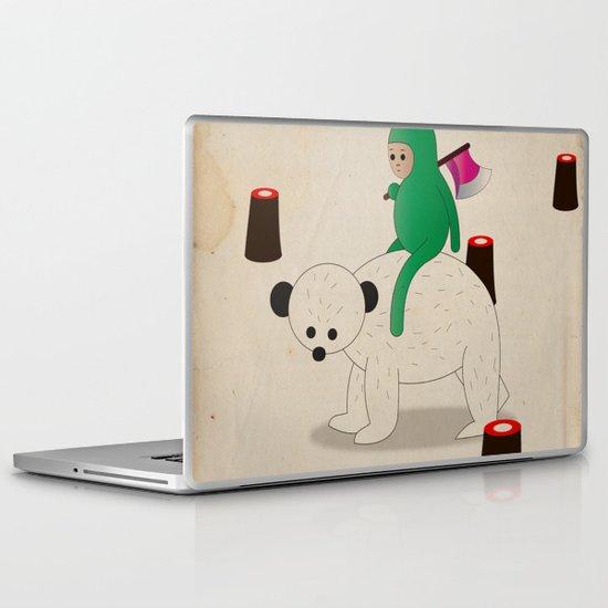 a d o r s o d i u n o r s o Laptop & iPad Skin