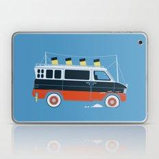 The Titanic Van Sinks Laptop & iPad Skin