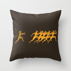 Ancient Greece Throw Pillow