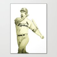 Mark McGwire Canvas Print