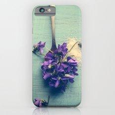Sweet Violets iPhone 6 Slim Case