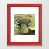 Mage Barry Framed Art Print