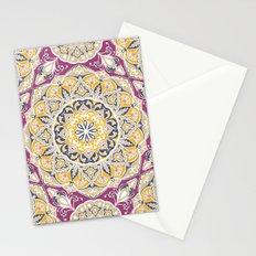 Mandala 28 Stationery Cards