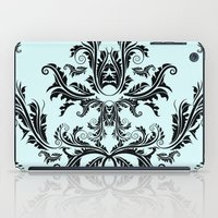 Damask Pattern iPad Case