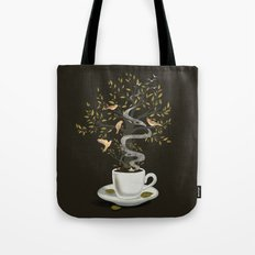 A Cup of Dreams Tote Bag