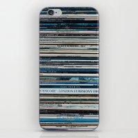 Old Vinyl iPhone & iPod Skin