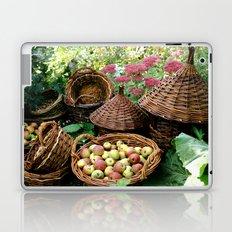 The Basket Weaver's Bounty Laptop & iPad Skin