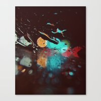 Canvas Print featuring Night Visions by Piccolo Takes All