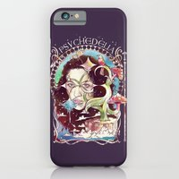 iPhone & iPod Case featuring Psychedelia by Alan Maia
