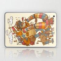 Circusbot Laptop & iPad Skin