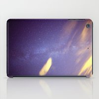 Cloudy with a Chance of Milky Way iPad Case