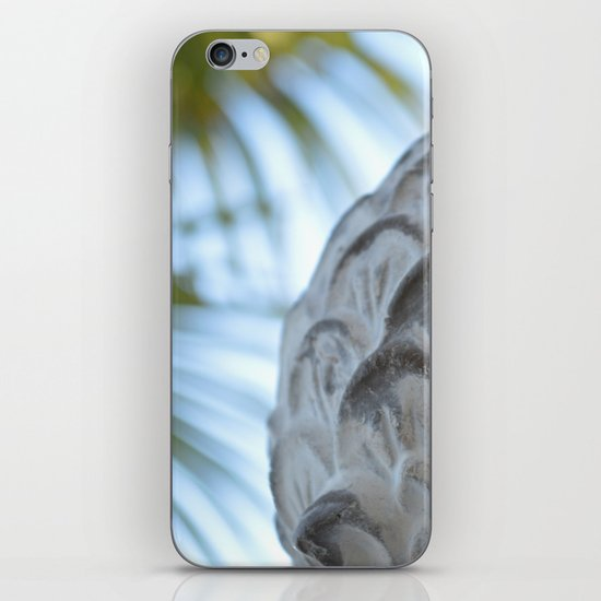 Calmness iPhone & iPod Skin