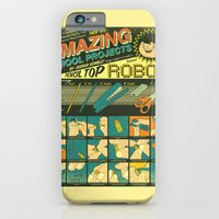 iPhone & iPod Case featuring Amazing School Projects by Joshua Kemble