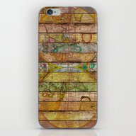 Around The World In Thir… iPhone & iPod Skin