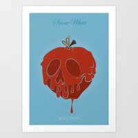Snow White | Fairy Tales Art Print
