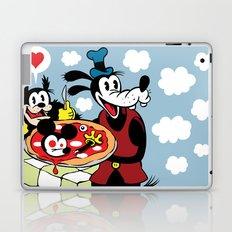 MICKEY'S PIZZA Laptop & iPad Skin
