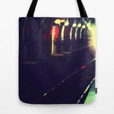 Do not walk into the light Tote Bag